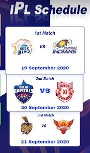 IPL Live cricket 2020 : Live Streaming & Score App 4