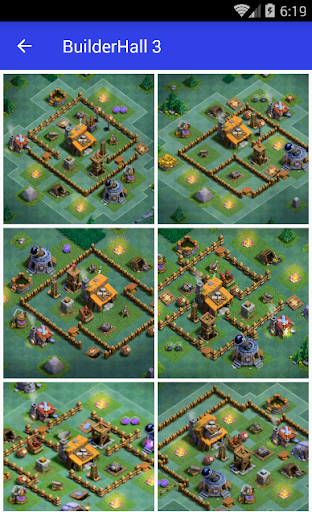New COC Builder Base Layout 2018 1.0 screenshots 2