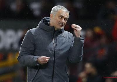 """Mourinho tacle un de ses joueurs: """"C'était son corps avec mon cerveau"""""""