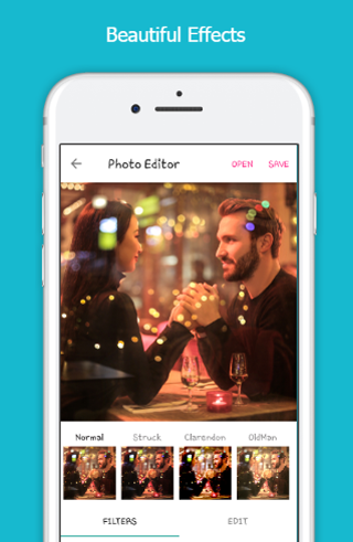 Photo B612 - Couple Photo Editor & Effects 1.0 screenshots 4