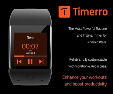 Timerro - Interval Timer- screenshot thumbnail