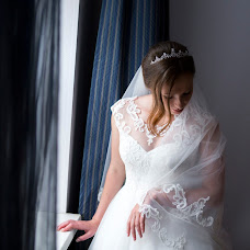 Wedding photographer Yuriy Yacyna (YAFOTOYOU). Photo of 07.10.2017