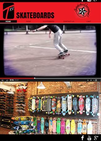Txin skateboards