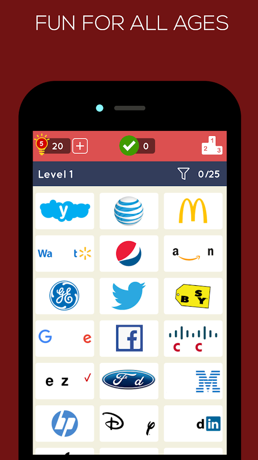 Logo Quiz World Android Apps On Google Play - World quiz game
