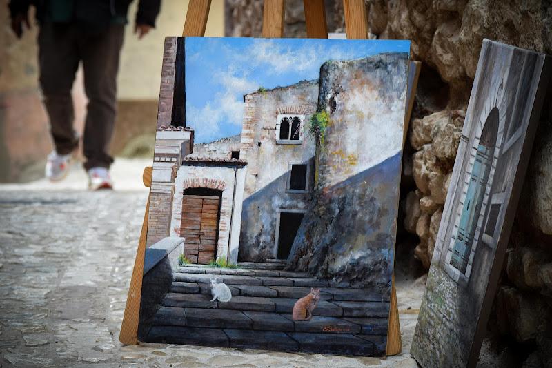 "Arte in strada ""Cervara di Roma"" di Bobp"