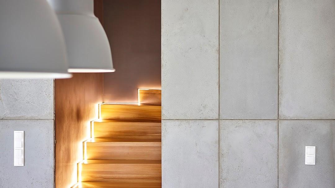 Aktualne Beton Architektoniczny. Artis Visio - Producent betonu OT18