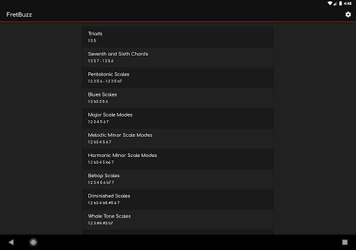 FretBuzz 3.7 screenshots 9