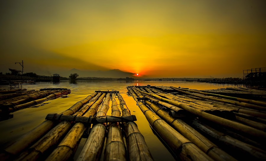Sunset by Muhammad Yoserizal - Landscapes Sunsets & Sunrises