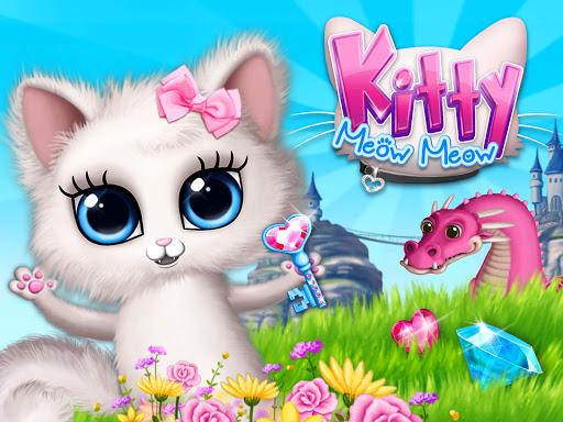 Kitty Meow Meow - My Cute Cat Day Care & Fun 2.0.125 screenshots 23