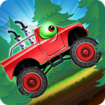 Monster Trucks Action Race Icon
