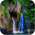Wallpapers of Waterfalls HD icon