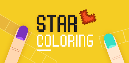 Star Coloring - Color by Number, Pixel Art for PC
