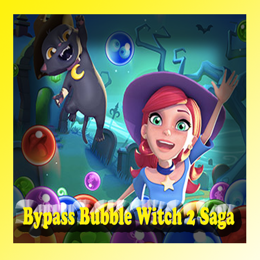 Bypass Bubble Witch 2 Saga