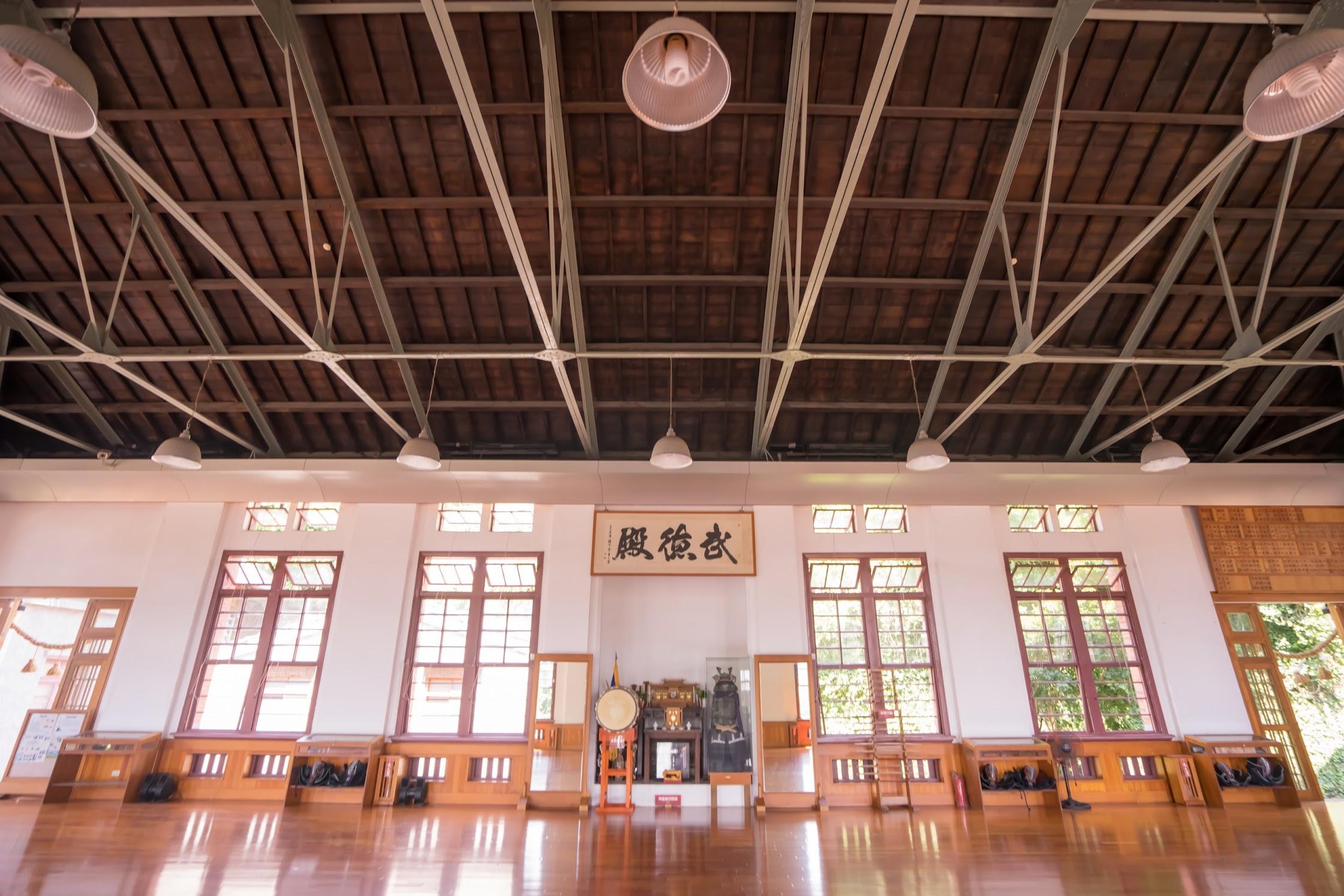 Kaohsiung Wude Hall1