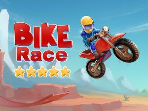 2 Bike Race Free - Top Free Game App screenshot