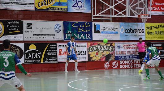 Durán Ejido Futsal vence en Benavente y defiende su cuarta posición