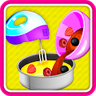 Baking Fruit Tart - Cooking Game icon