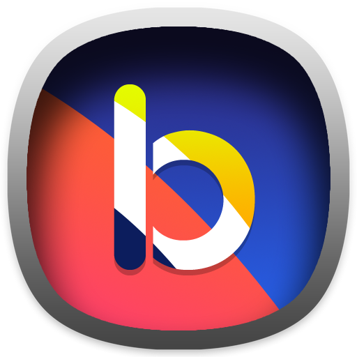 Benfo - Icon Pack app (apk) free download for Android/PC/Windows