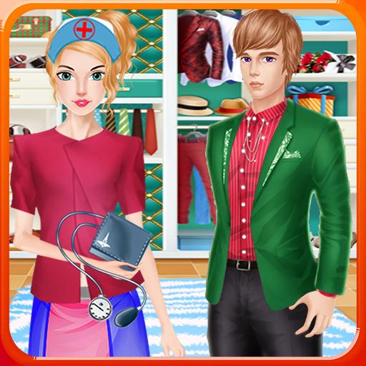 装扮游戏 - 女孩打扮 休閒 App LOGO-APP試玩