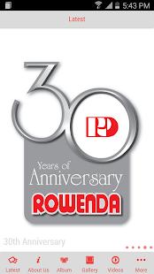 Rowenda Kitchen - náhled