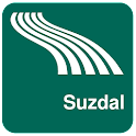 Suzdal Map offline