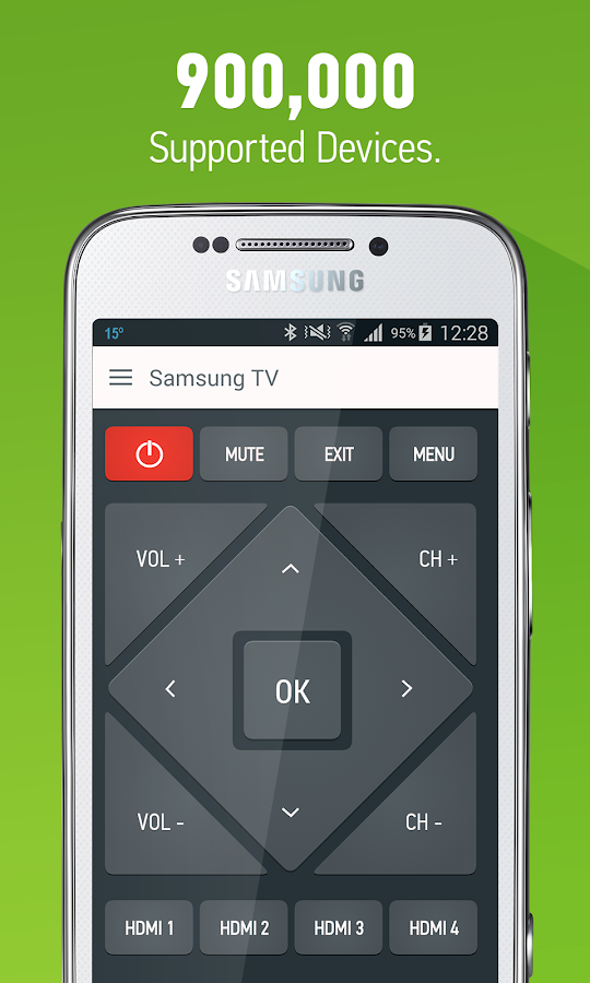 Smart IR Remote - AnyMote - screenshot