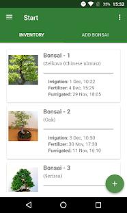 Bonsai Droid - náhled