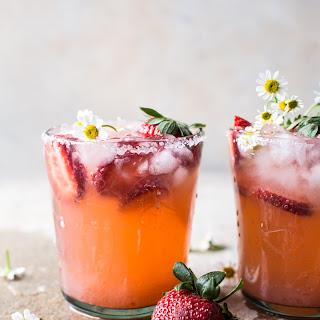 Strawberry Chamomile Paloma.