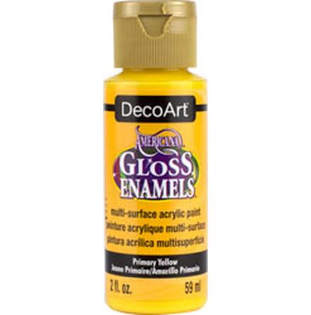 Glasfärg - Primary Yellow