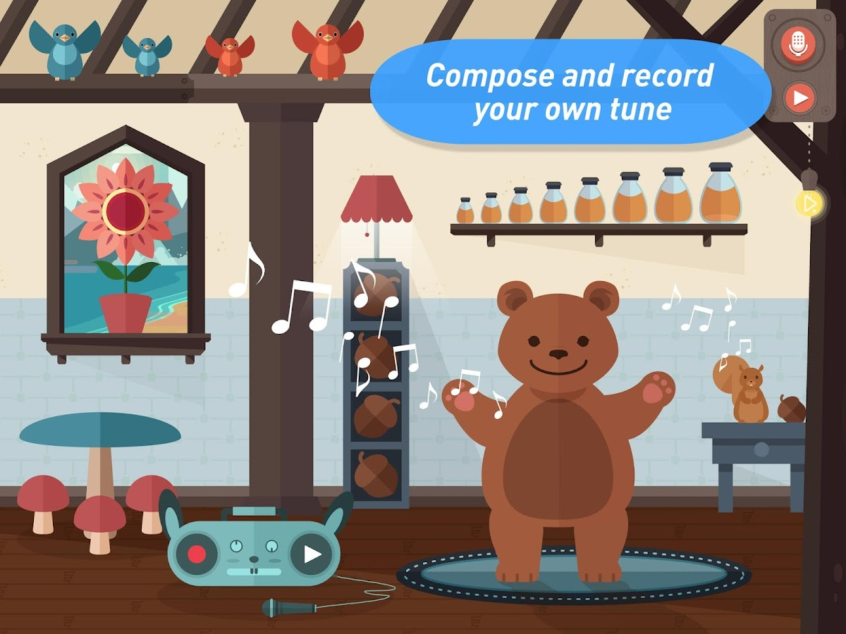Easy Music for kids- screenshot