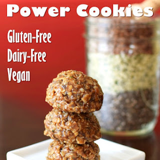 No Bake Power Cookies.