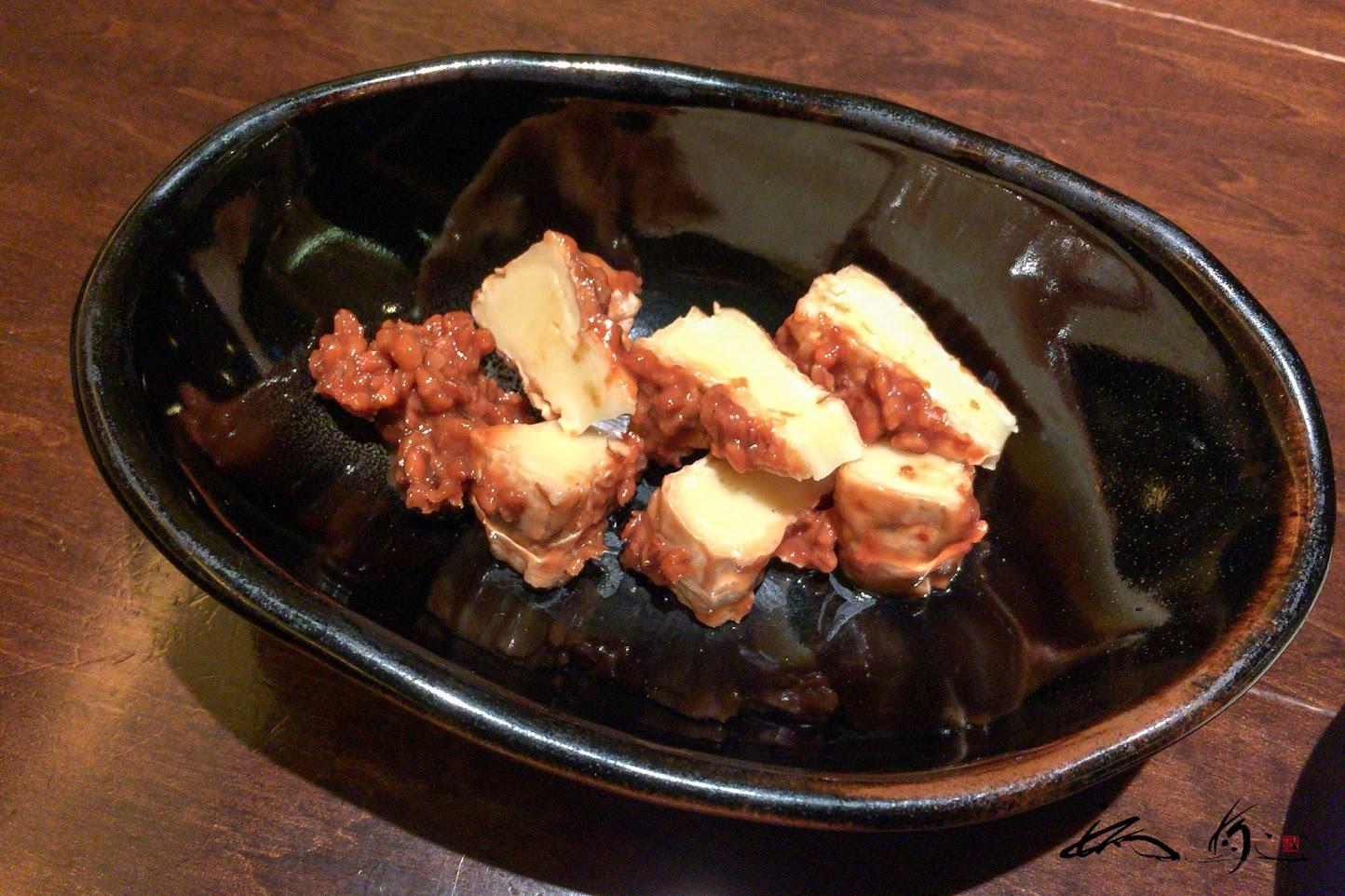 もろみ味噌漬けカマンベールチーズ