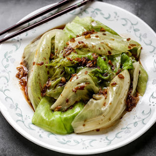 Lettuce Garlic Oil Recipe