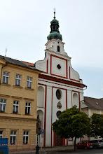 Photo: Klasztorny kościół Narodzenia NMP.
