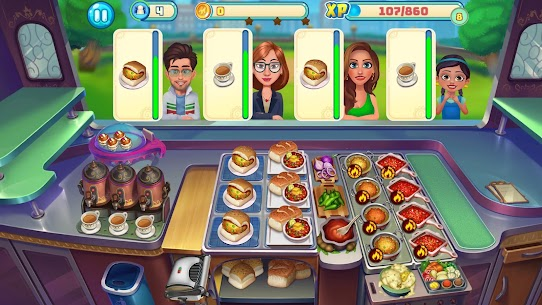 Food Truck Madness: Indian Cooking Game 7