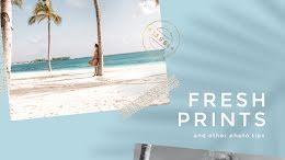 Fresh Prints - YouTube Thumbnail item