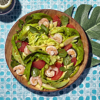 Seafood Citrus Salad