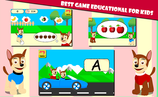 Twin Paw Puppy Preschool 1.0.5 screenshots 1
