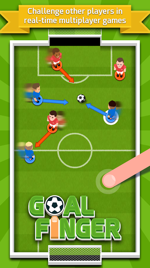 Goal Finger- screenshot