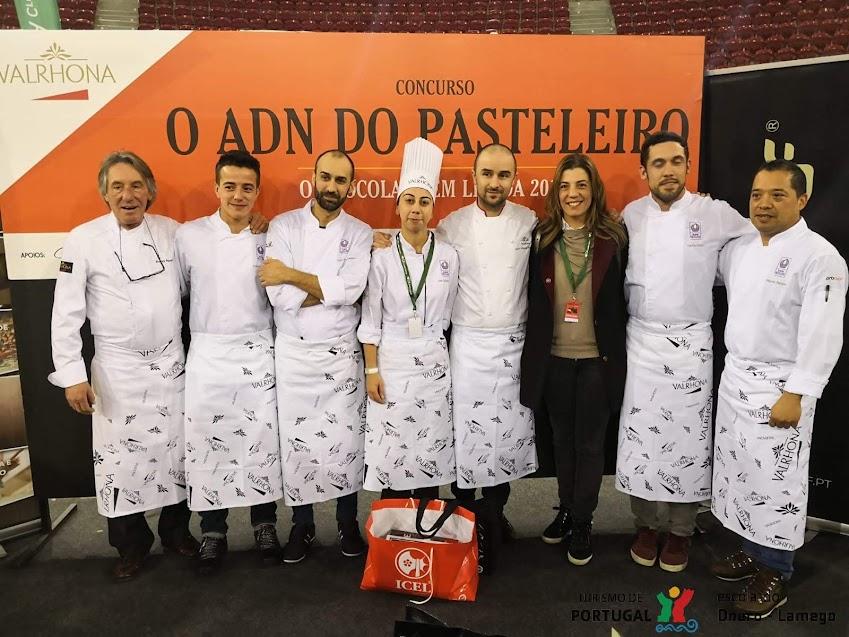 Ana Coutinho, aluna da Escola de Hotelaria do Douro - Lamego, vence concurso