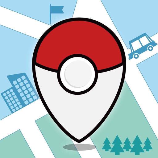 Radar Go (Find Pokemon & Raid GYM Map) (app)