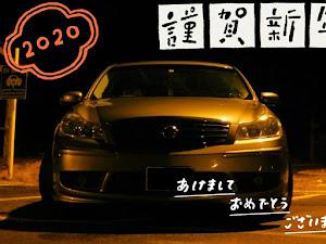 フーガ Y50のカスタム事例画像 真夏さんリスペクトFUGAさんの2020年01月01日04:33の投稿