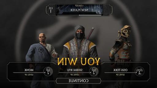 Mortal Kombat Shaolin Monks Walkthrough Hint 3 APK MOD screenshots 2