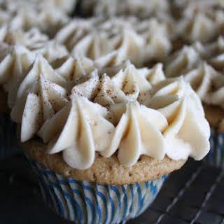 Irish Coffee Cupcakes.