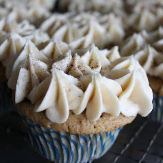 Irish Coffee Cupcakes.