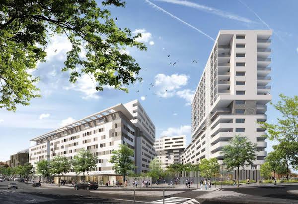 Montempo Appart Marseille Centre Euromed