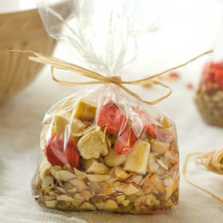 Gluten Free Tropical Trail Mix.
