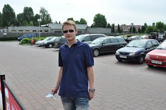 Photo: Dějepisná exkurze Auschwitz-Birkenau (sobota 11. červen 2011). Po příjezdu do Oświęcimi.