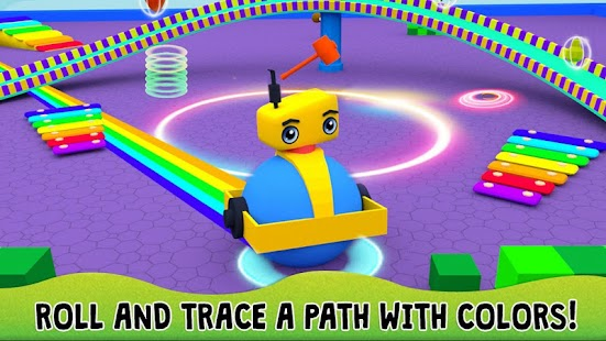 Play With Robots - Free 3D Educational Kids Game- screenshot thumbnail