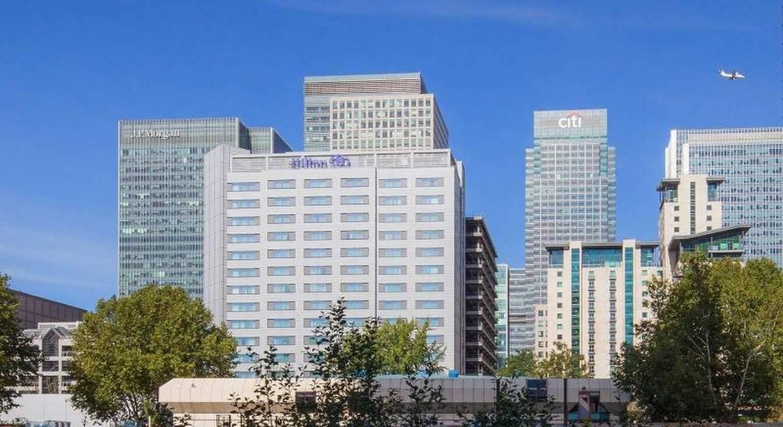 Hilton London Canary Wharf